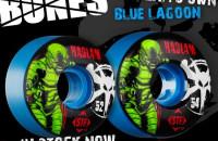 "Chris Haslam New ""Blue Lagoon"" Street Tech Formula Wheel"