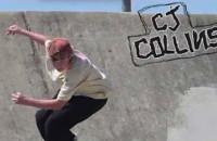CJ COLLINS - NEW PRO WHEEL