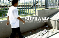 Kevin Romar for SUPRA