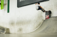 Ryan Deceno Destroying The Berrics