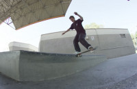 Trent McClung - How to Switch Tailslide