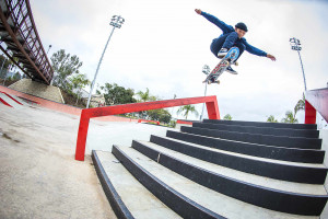 Lazer Crawford - TWS Interview and Raw Clips