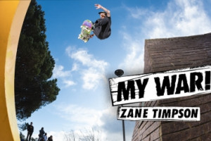 My War - Zane Timpson