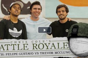 Felipe Gustavo & Trevor McClung - Battle Royale