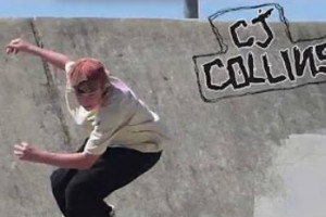 CJ COLLINS - NEW PRO WHEEL