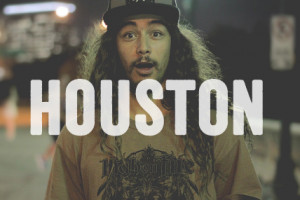 FIRST DAY IN HOUSTON!
