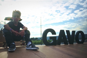 Gavin Bottger - Camp Woodward