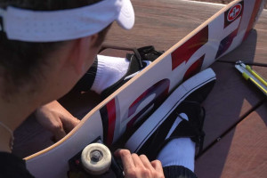 Gabriela Mazetto - Jart Skateboards