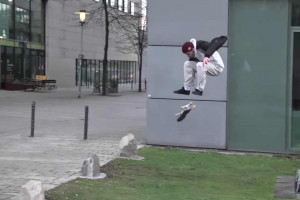 Jost Arens - SOLO Skate Mag