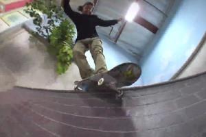 Chris Joslin - Copes with an Injury