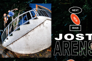 Jost Arens - Next New Wave