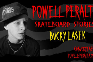 "Bucky Lasek ""Skateboard Stories"""