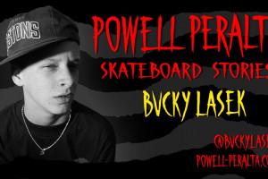 """Bucky Lasek """"Skateboard Stories"""""""