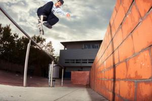 Marek Zaprazny - BE Skateboarding Mag