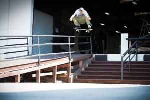 Ryan Decenzo - Berrics Loading Dock Rail