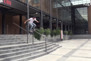 Simon Stricker - Kape Skateboards