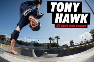Tony Hawk - Skate Shoe History