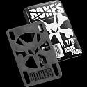 "BONES WHEELS .125"" Riser Pad (2 pack)"