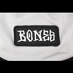 BONES WHEELS Cap Panda Black