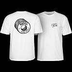 BONES WHEELS Heritage Roots T-Shirt White