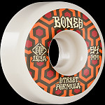 BONES WHEELS STF Skateboard Wheels Retros 54mm V1 Standard 103A 4pk
