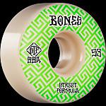 BONES WHEELS STF Skateboard Wheels Patterns 53 V2 Locks 99A 4pk
