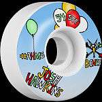 BONES WHEELS STF Pro Hawkins Happy Skateboard Wheels V1 Standard 54mm 4pk