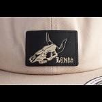 BONES WHEELS Desert Skull Tan Cap