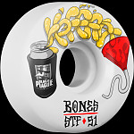BONES WHEELS STF Pro Hoffart Beer Bong Skateboard Wheels V2 Locks 51mm 103a 4pk