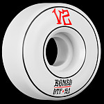 BONES WHEELS STF Annuals Skateboard Wheel Locks 51mm 103a 4pk White
