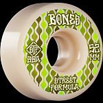 BONES WHEELS STF Skateboard Wheels Retros 52mm V2 Locks 99A 4pk