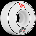 BONES WHEELS STF Annuals Skateboard Wheel Wides 55mm 4pk White