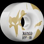 BONES WHEELS SPF Reflections Skateboard Wheels 56mm 81B 4pk P2 Fatties