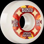 BONES WHEELS STF Skateboard Wheels Retros 54mm V5 Sidecut 103A 4pk