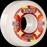 BONES WHEELS STF Skateboard Wheels Retros 55mm V5 Sidecut 103A 4pk