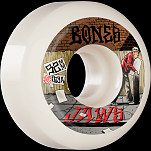 BONES WHEELS PRO STF Skateboard Wheels Homoki Down 4 Life 52mm V5 Sidecut 103A 4pk