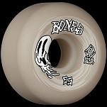 BONES WHEELS STF Skateboard Wheels Bones Ghosted 55mm V5 Sidecut 103A 4pk