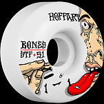BONES WHEELS STF Pro Hoffart Addicted Skateboard Wheels V2 Locks 51mm 4pk