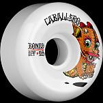 BONES WHEELS SPF Pro Caballero Baby Dragon Skateboard Wheels Sidecuts 58mm 84B 4pk White