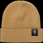 BONES WHEELS Desert Horns Tan Beanie