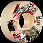 BONES WHEELS PRO STF Skateboard Wheels Joslin GOAT 54mm V3 Slims 99a 4pk