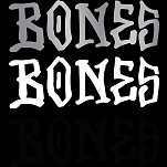 "BONES WHEELS Thermal Vinyl 6"" Singles"