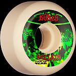 BONES WHEELS PRO STF Skateboard Wheels McClain Apocalypse 53mm V5 Sidecut 99a 4pk