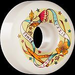 BONES WHEELS PRO SPF Skateboard Wheels Lizzie Armanto Lucky Charm 58mm P5 Sidecut 84B 4pk