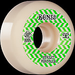 BONES WHEELS STF Skateboard Wheels Patterns 52 V5 Sidecut 99A 4pk