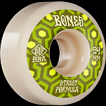 BONES WHEELS STF Skateboard Wheels Retros 54mm V1 Standard 99A 4pk