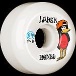 BONES WHEELS PRO SPF Skateboard Wheels Lasek Oriole 56mm P5 Sidecut 84B 4pk