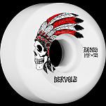 BONES WHEELS STF Pro Servold Spirit Skateboard Wheels V5 53mm 103A 4pk