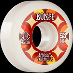 BONES WHEELS STF Skateboard Wheels Retros 53mm V5 Sidecut 103A 4pk