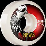 BONES WHEELS PRO SPF Skateboard Wheels Hawk Falcon II 60mm P5 Sidecut 84B 4pk